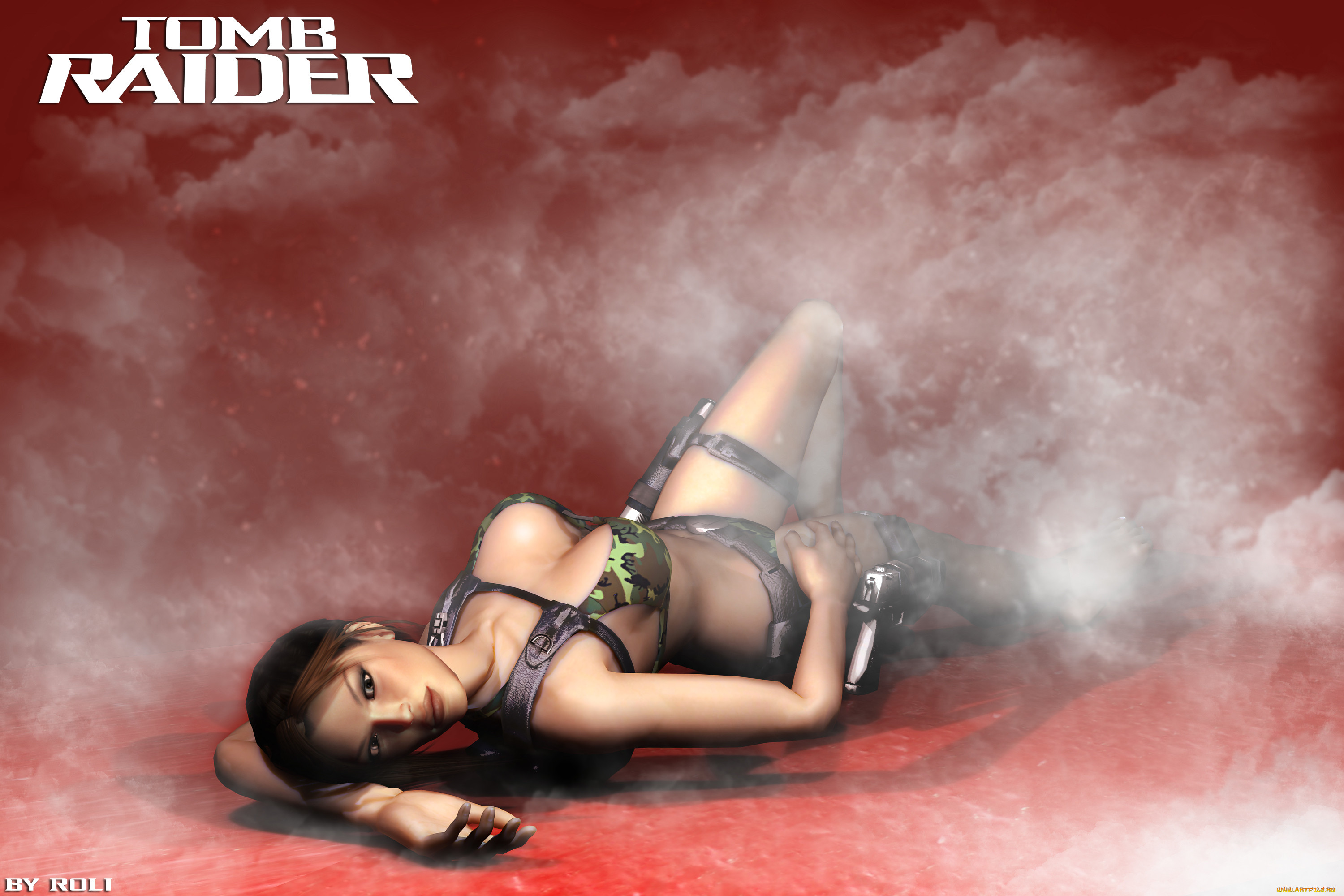 Tomb raider mastrubating video xxx scenes